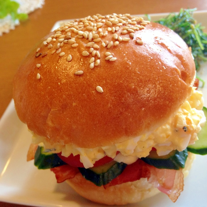 BCTハンバーガー
