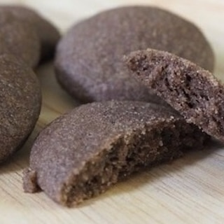 小豆あんクッキー