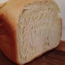 ホームベーカリーで♪ふんわり食パン