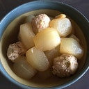 冬瓜つくねのほっこり煮