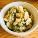 お弁当にも☆卵とコーンときゅうりのサラダ