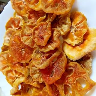 時短*薄切り干し柿*ドライフルーツKAKI