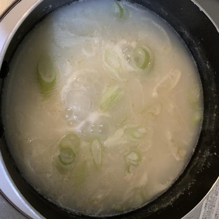 スープ コムタン 愛情一器 コムタンレシピ