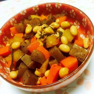 食物繊維たっぷり!五目豆煮