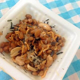 おつまみスナックの納豆★