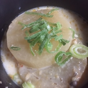 大根とツナの煮物✨