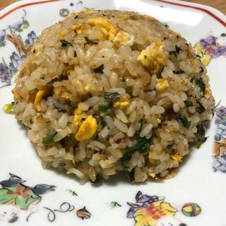パラパラの炒飯!ネギ&卵プラスお好きな具材で!