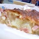 マッシュポテトとベーコンのマヨチーズグラタン