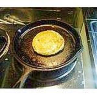 ドイツのライベクーヘン(鉄鍋)