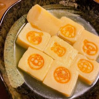 薄味!アンパンマンの高野豆腐
