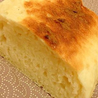 トースターで簡単★砂糖・油・乳製品・卵不使用のパン