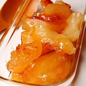 煮るだけ♪はちみつりんごのコンポート(レシピ動画)