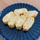 紅生姜入り卵焼き