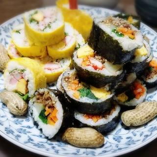 韓国海苔巻き♪ * 牛肉キンパ * 1番人気♡
