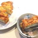 混ぜて焼くだけ!超簡単アップルケーキ♪