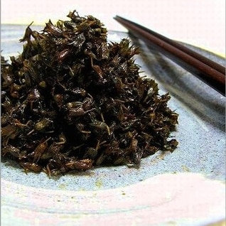 香りもご馳走!紫蘇の実の醤油漬け