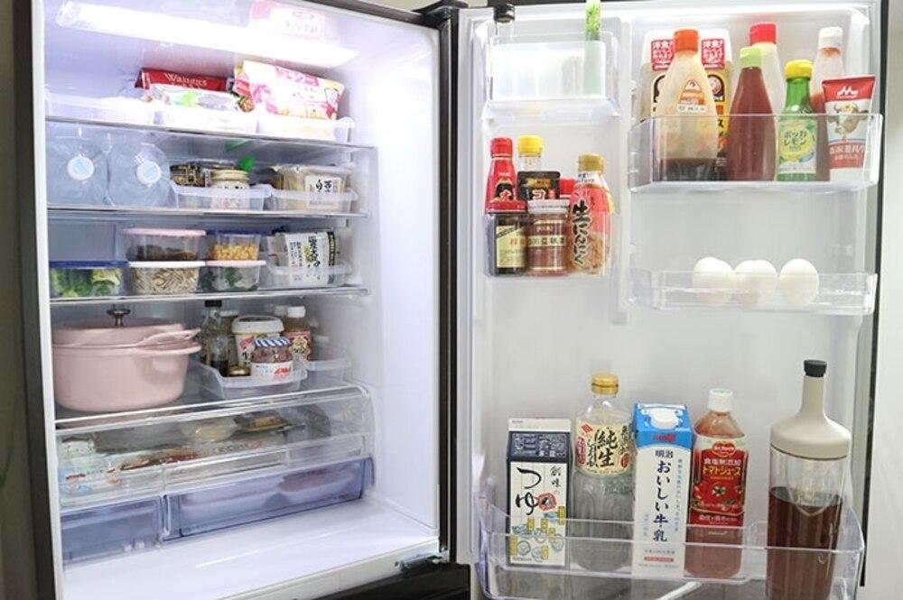 冷蔵庫の整理整頓術(1)冷蔵室編