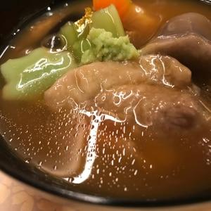 金沢名物、治部煮
