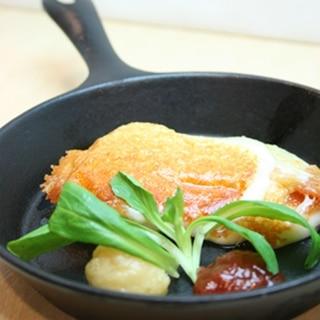 美味しいカチョカバロ チーズの焼き方