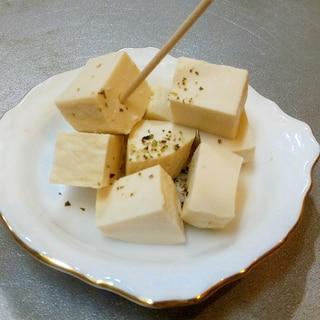 まるでチーズ?!豆腐のぬか漬け◆ヘルシー,おつまみ