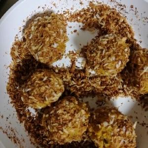 南瓜コロッケ Pumpkin Croquettes