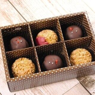 バレンタイン♡簡単チョコクランチ
