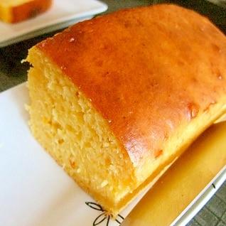 マーマレードでオレンジケーキ