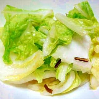 簡単作り置き☆白菜の浅漬け