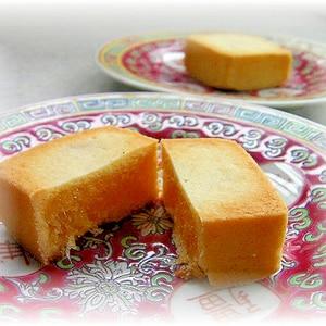 手作りジャムde鳳梨酥(パイナップルケーキ)