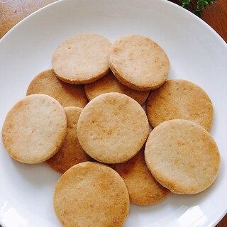 簡単!グルテンフリー☆クッキー♪