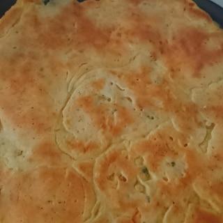 卵不使用!かぼちゃパンケーキ