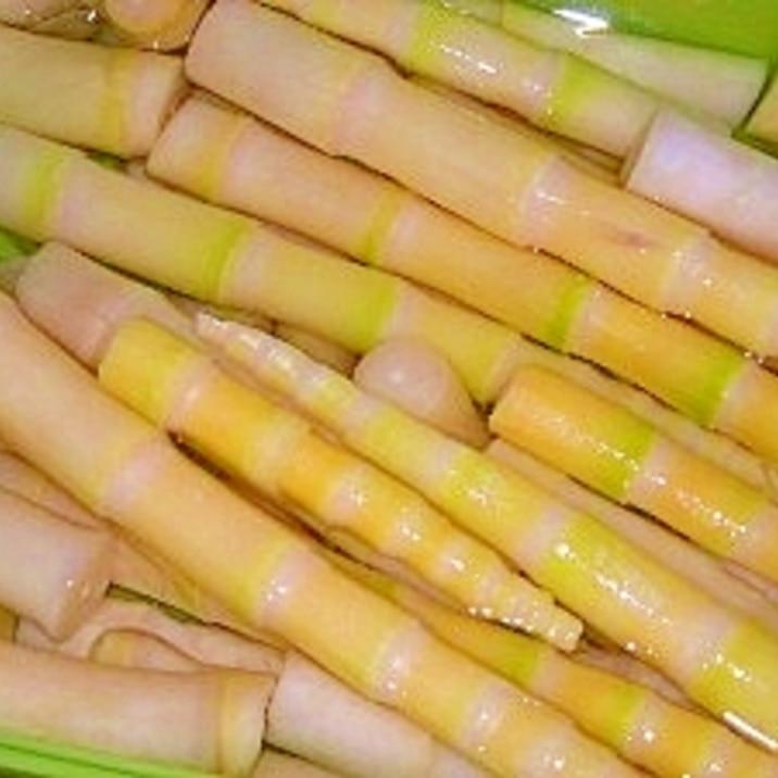 竹の子 の 保存 方法