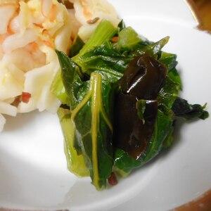 高菜漬け(少量漬け)