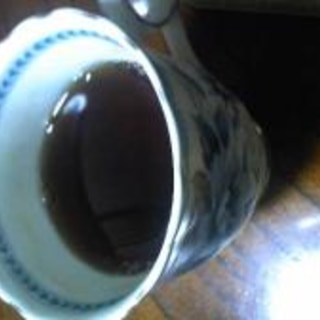 生姜deHOTウーロン茶