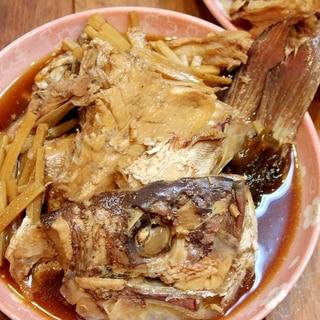 プロ直伝☆鯛のあら煮(煮魚全般)