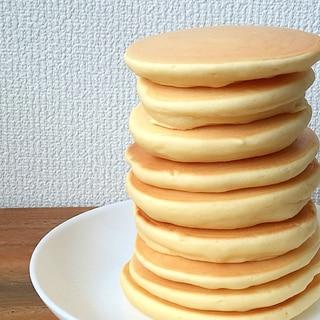 基本 米粉のパンケーキ♪ ホットケーキ ♪