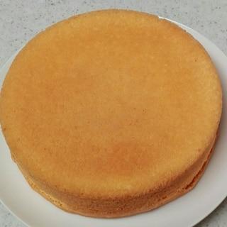 私、失敗しないのでと言えるスポンジケーキの作り方