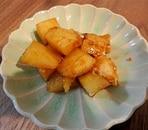 ルクエで簡単♪ジャガイモの韓国風照り煮