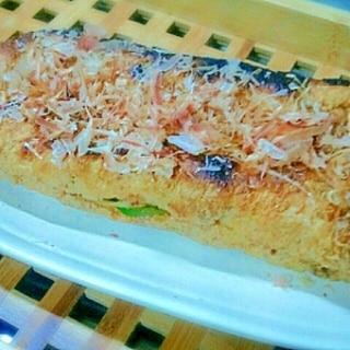 ネギ味噌☆栃尾の油揚げ