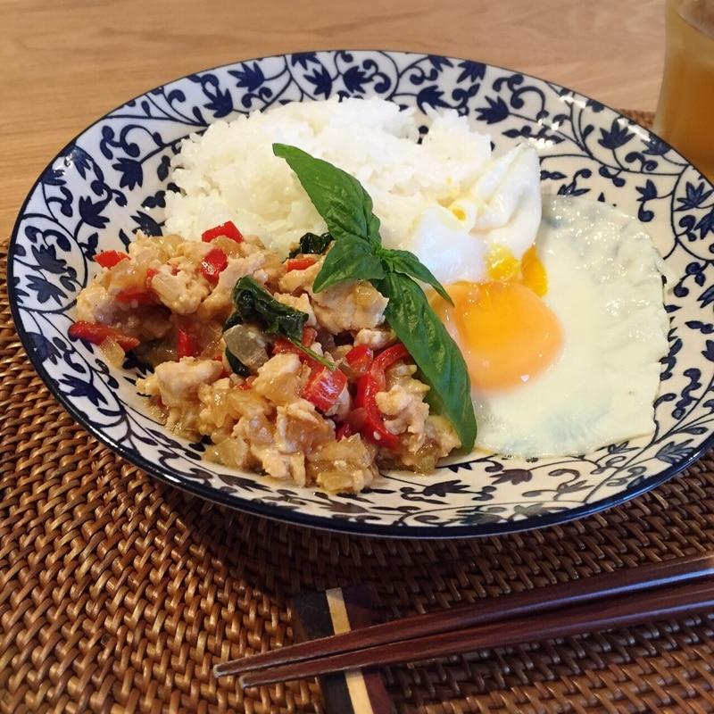 簡単タイ料理♪ガパオライス