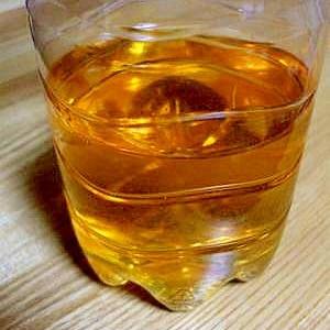 琥珀色!サルナシ酒