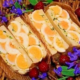 卵LOVE☆たまごサンド
