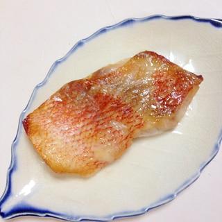 綺麗に焼けて失敗なし!★赤魚のマヨネーズ焼き★