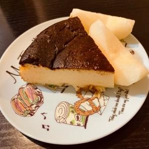 とろっと☆本場のバスクチーズケーキ