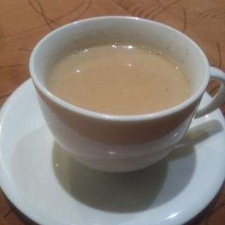 毎朝 飲んでるチャイ