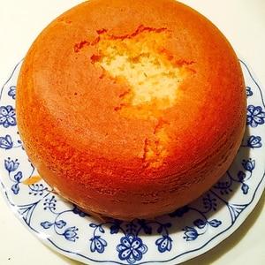 炊飯器だけで作る☆HMで簡単スポンジケーキ