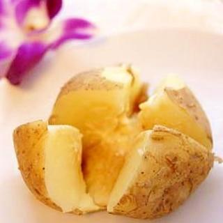 レンジで簡単♪ じゃがバター