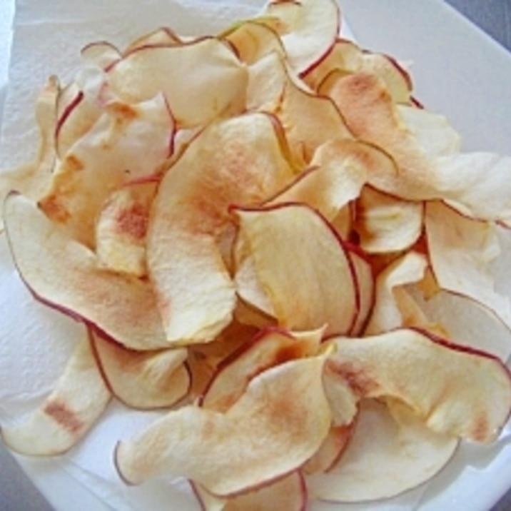 チップス りんご