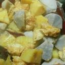 お揚げ入りの芋煮