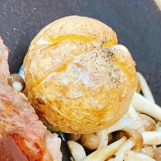 肉料理の付け合わせに!ベイクドポテト